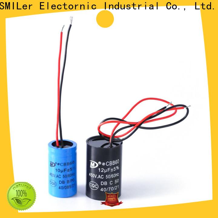 SMiLer tool tantalum capacitor manufacturers for furnace