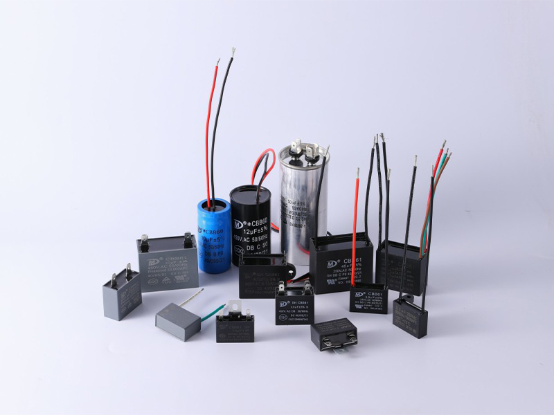 High tech fully automatic fan capacitor factory from China