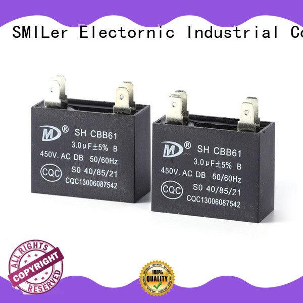 SMiLer Top air conditioner dual capacitor supply for carrier