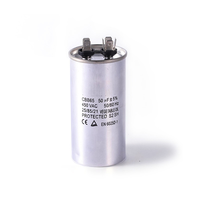 Home air conditioner capacitor compressor starting capacitor