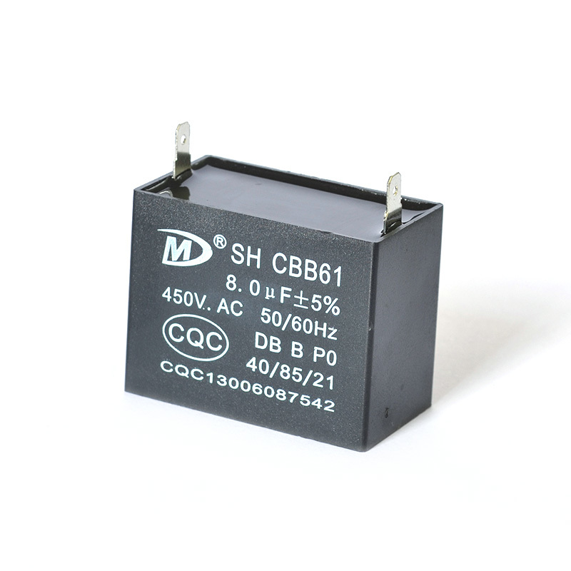 Bread machine motor condenser capacitor