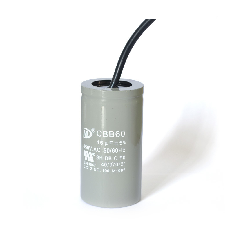 Pump motor running capacitor wholesale manufacturer