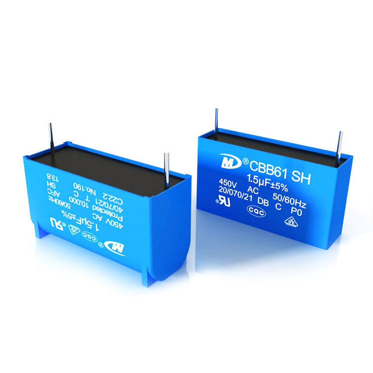 Custom ceiling fan light capacitor manufacturer