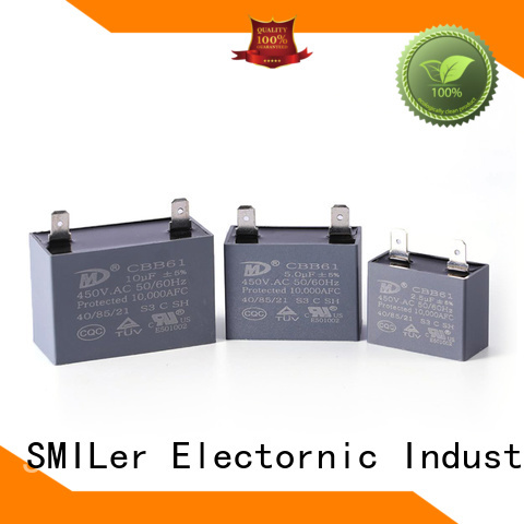 SMiLer ac permanent split capacitor motor for business for electric car