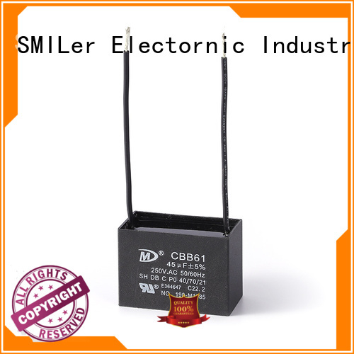 SMiLer ac boost capacitor supply for ceiling fan