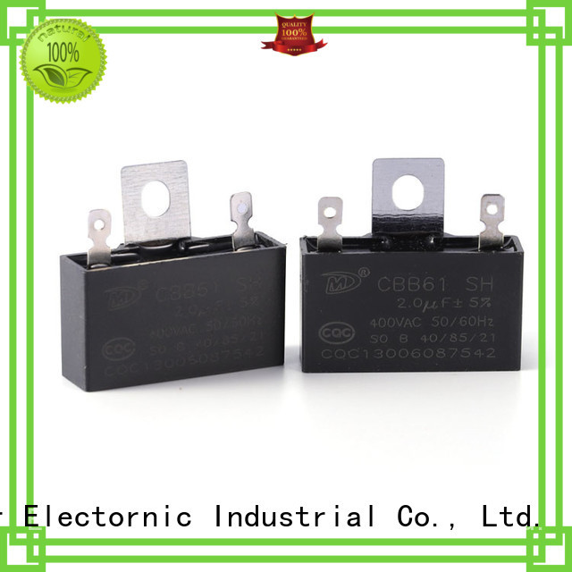 SMiLer High-quality best capacitor for ceiling fan company for rv air conditioner
