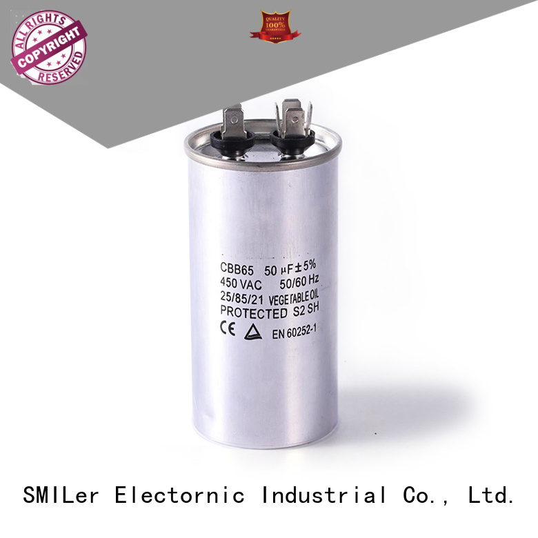Latest air conditioner condenser capacitor home supply for company