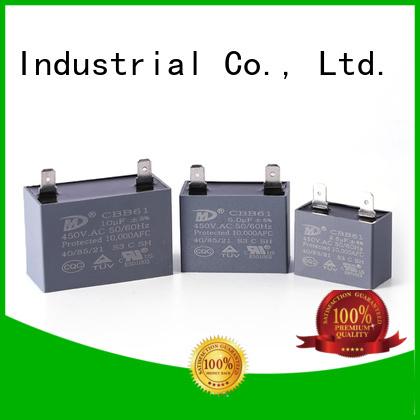 SMiLer paper motor capacitors inc factory for fan