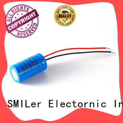 SMiLer Top refrigerator capacitor test company for dual machine motor