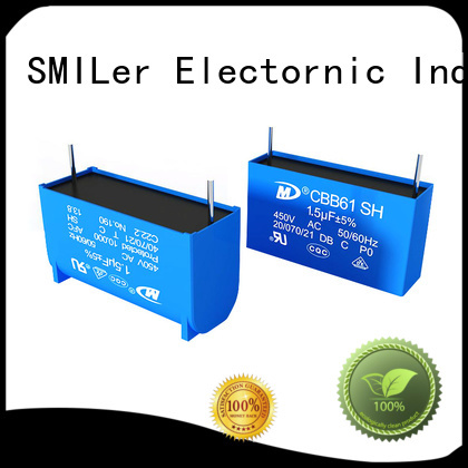 SMiLer cleaner damaged capacitor company for fan