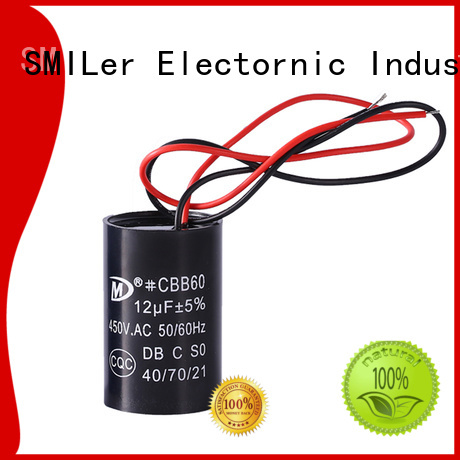 SMiLer New small motor capacitors for business for dryer machine
