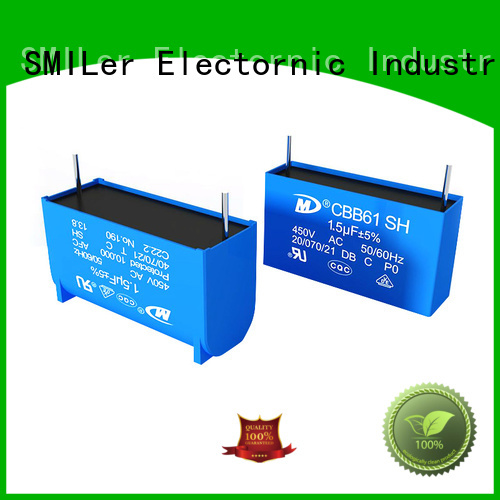SMiLer Latest suppression capacitor company for air conditioner