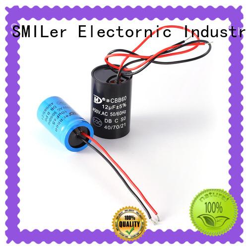 SMiLer starter 110v motor start capacitor supply for fan