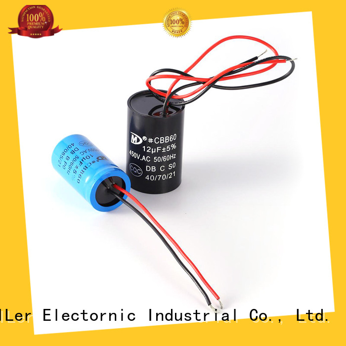 SMiLer working compressor motor capacitor suppliers for fan