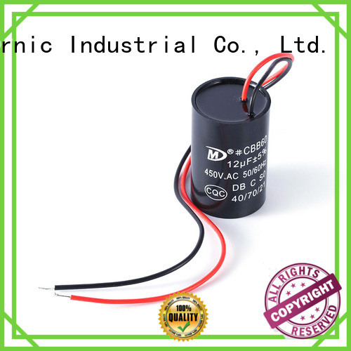 Custom 1uf 50v capacitor capacitor factory for home use