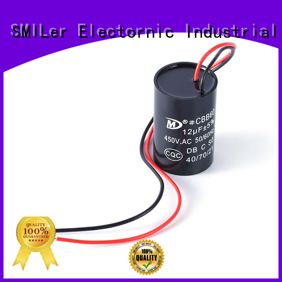 SMiLer Latest washing machine capacitor polarity for business for motor