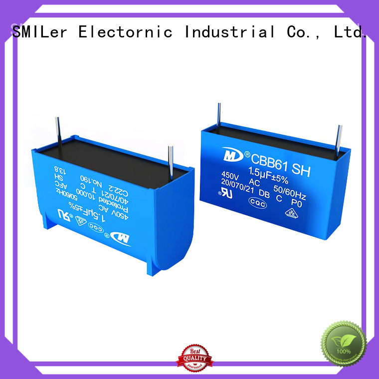 SMiLer Best in line capacitor for business for fan