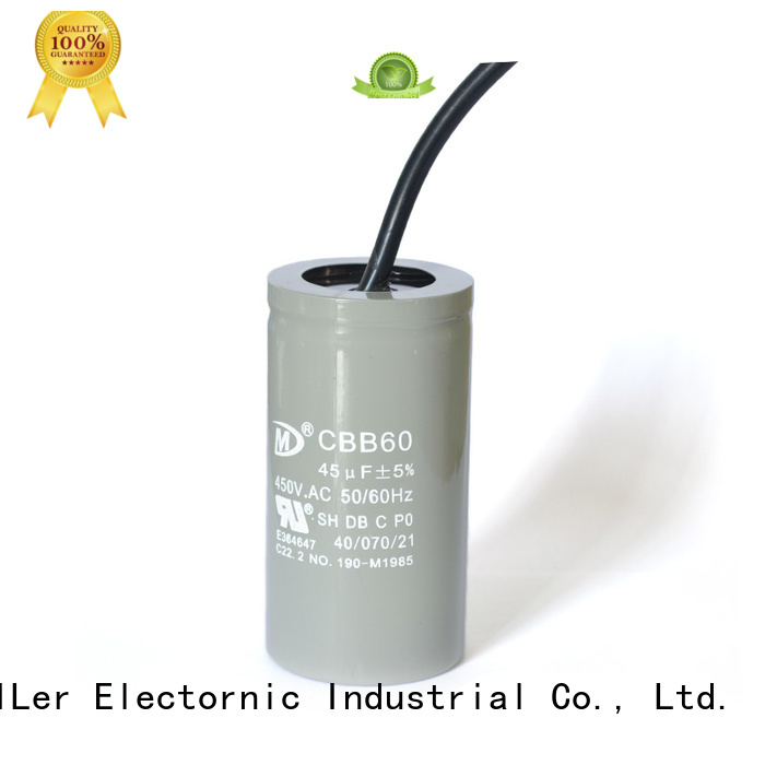 SMiLer Latest water motor capacitor company for motor