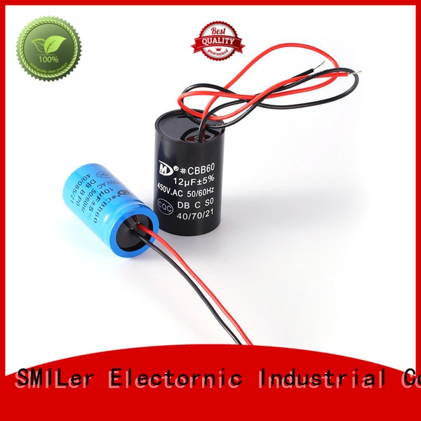 SMiLer Latest motor run capacitor price manufacturers for furnace
