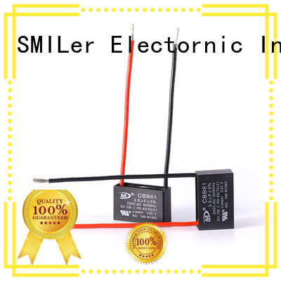 SMiLer smoke fan capacitor 5 wire for business for ceiling fan