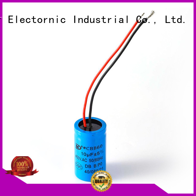 SMiLer money blower motor capacitor supply for dryer machine