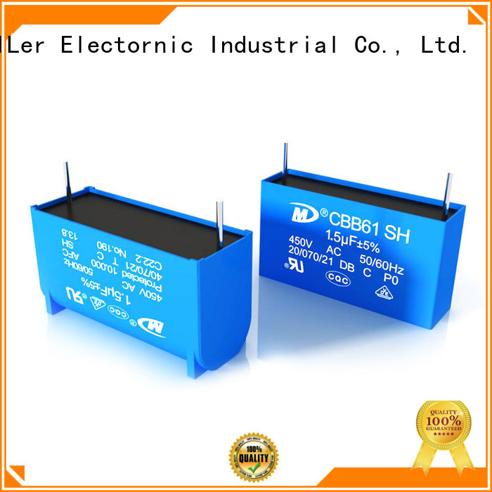 Wholesale ac compressor capacitor price industrial for business for rv air conditioner