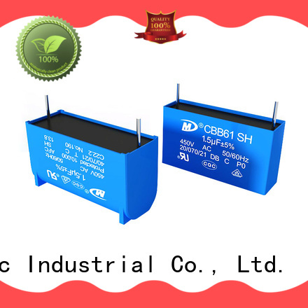 SMiLer Latest capacitor polarity factory for industrial