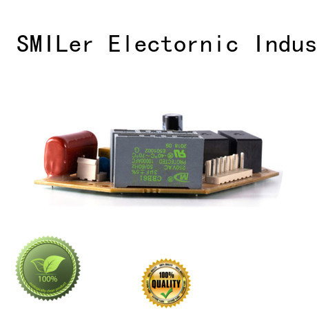 SMiLer draught central air conditioner dual capacitor company for company