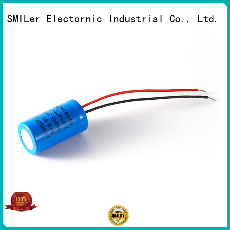 SMiLer dishwashing cbb61 capacitor 5 wire manufacturers for air conditioner