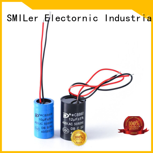 SMiLer New ac motor starter capacitor manufacturers for furnace