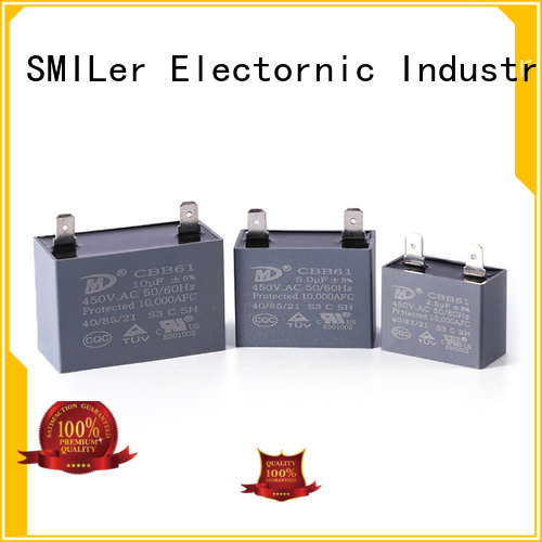 SMiLer counting capacitor para motor for business for dryer machine