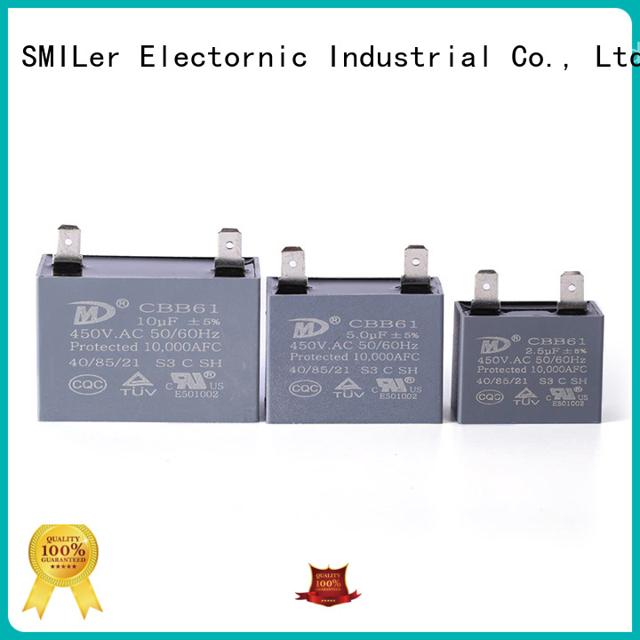 SMiLer Top light capacitor supply for ac unit