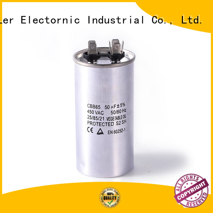 Latest air conditioner run capacitor replacement draught manufacturers for company