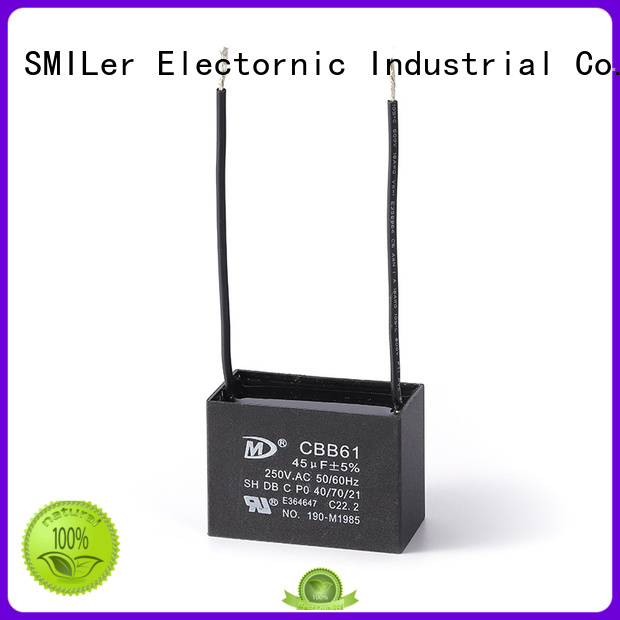 SMiLer Best capacitor c61 for fan company for bike