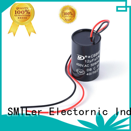 SMiLer washing air conditioner capacitor for business for air conditioner
