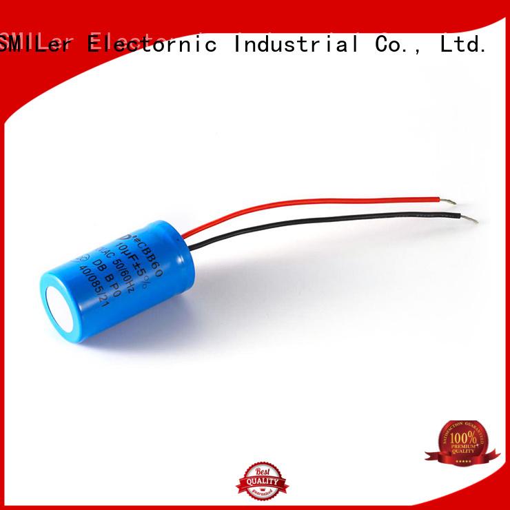 SMiLer dishwashing dishwasher motor capacitor manufacturers for motor