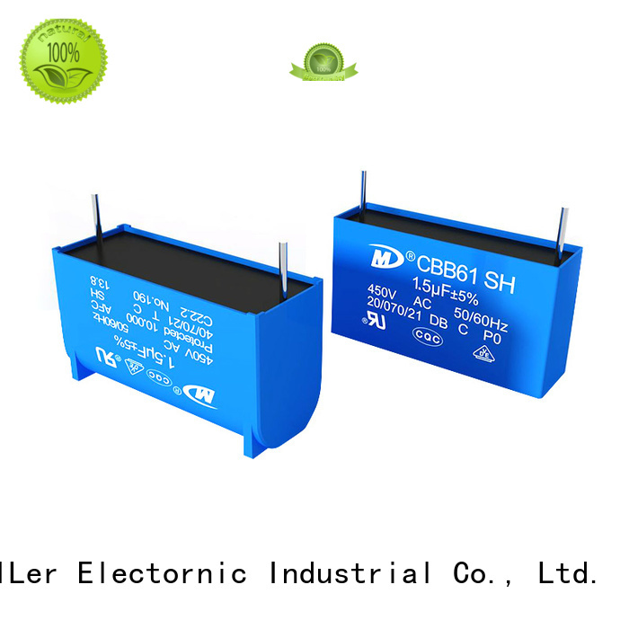 SMiLer air blown capacitor tv for business for motor