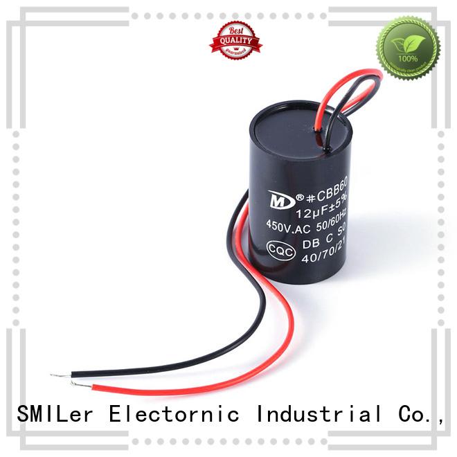 High-quality bm cbb61 capacitor polarity factory for motor