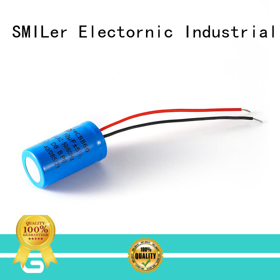 SMiLer polarity fridge capacitor test supply for dual machine motor