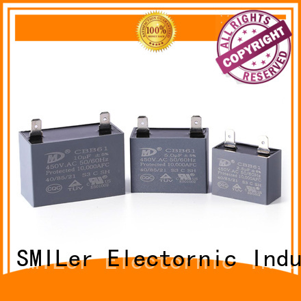 SMiLer Top 220 volt motor start capacitor manufacturers for furnace