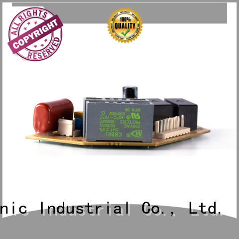 SMiLer High-quality central air conditioner parts capacitor supply for home