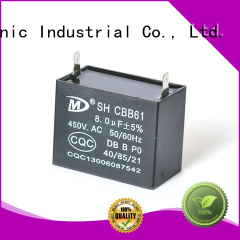 Wholesale 16uf 250vac motor run capacitor juice company for fan