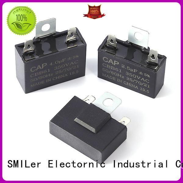 SMiLer New 10uf motor start capacitor supply for furnace