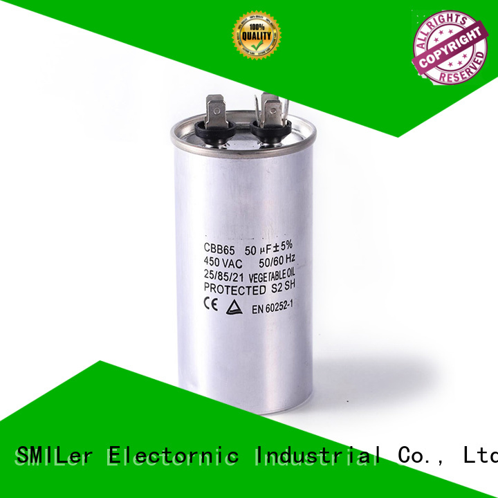 SMiLer Wholesale air conditioner start up capacitor supply for home