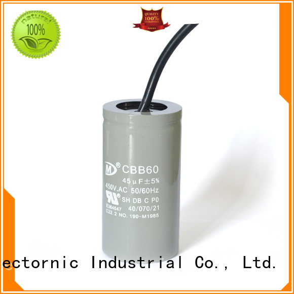 Top start capacitor test running factory for industrial